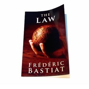 The Law Paperback Book By Frederic Bastiat